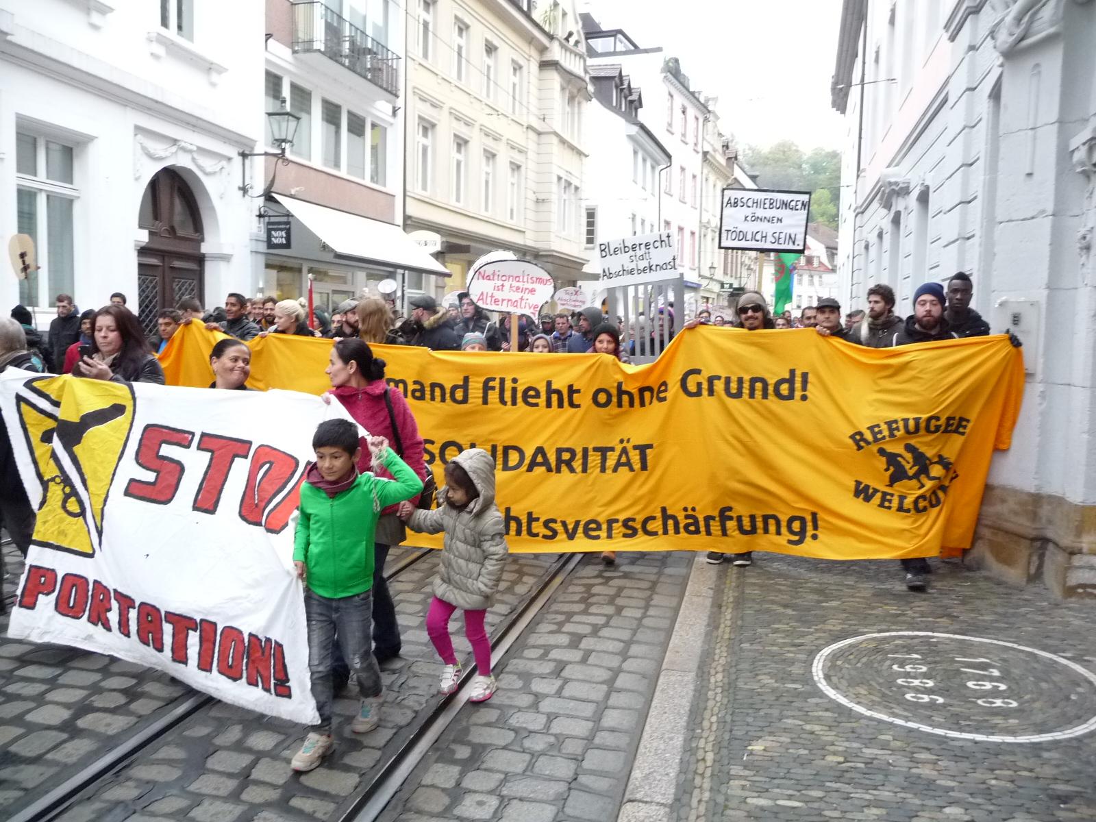 Offener Brief: Corona-Pandemie und Sammelunterbringung von Geflüchteten in Freiburg